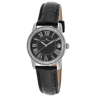 Lucien Piccard Women's LP-12145-01 Landes Black Watch
