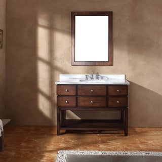 James Martin 48-inch Toscano Single-sink Bathroom Vanity