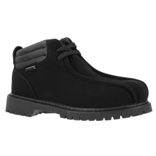 Lugz Men's 'Explorer SR' Black Ankle Boots