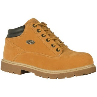 Lugz Men's 'Monster Mid' Slip-resistant Golden Wheat Ankle Boots