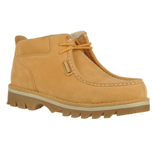 Lugz Men's 'Fringe' Moc Toe Lace-up Boots