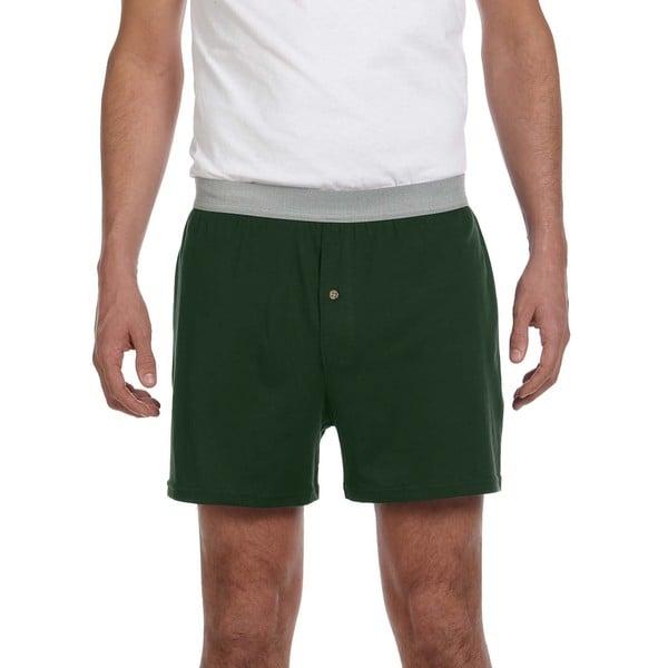 Robinson Men's Knit Boxer Short