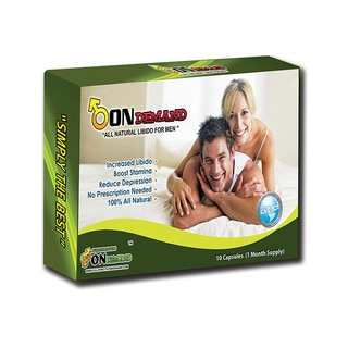 On Demand for Men 10-count Enhancement Supplement