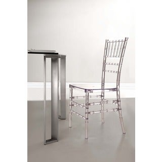 Diamond Dining Chair Transparent