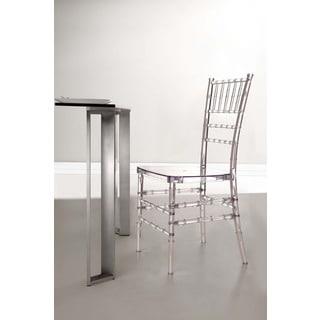 Diamond Dining Chair Transparent