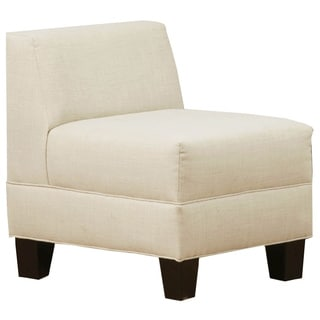 Makenzie Natural Single Armless Chair