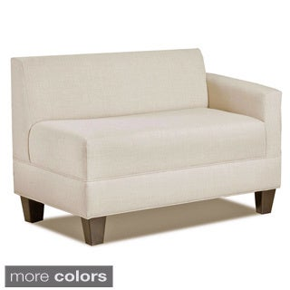 Makenzie Natural Right Arm Loveseat