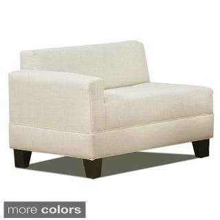 Makenzie Natural Left Arm Loveseat