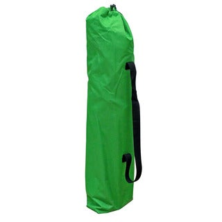 Green Polyester Foldable Camping Chair