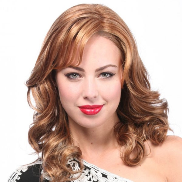 Thalia Long Length Lace Front Wig