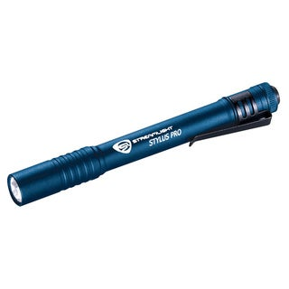 Streamlight 66122 Blue Aluminum Flashlight