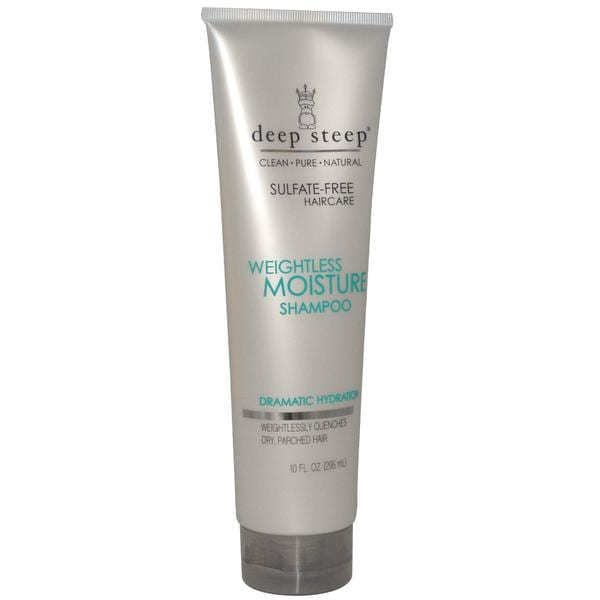 Deep Steep 10-ounce Weightless Moisture Shampoo