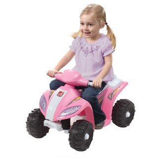 Step 2 6V Mini Quad Battery Operated Ride On