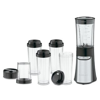 Cuisinart CPB-300FR Compact Portable Blending/ Chopping System (Refurbished)
