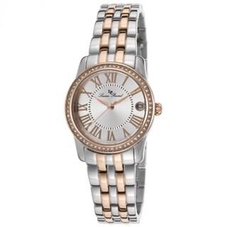 Lucien Piccard Women's LP-12145-SR-22S Landes Silvertone Watch