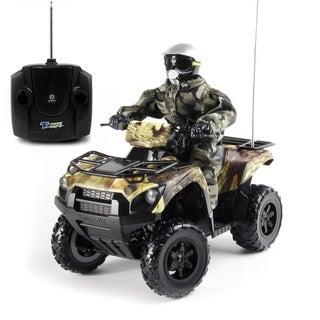 Kawasaki Brute Force 750 Camo Remote Control ATV