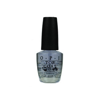 OPI Clear Top Coat Nail Polish