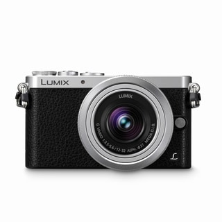 Panasonic Lumix DMC-GM1 Mirrorless Micro Four Thirds Digital Camera Body with 12-32mm Lens