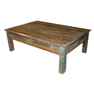Rainforest 2-drawer Coffee Table