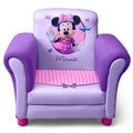 Delta Minnie Mouse Purple Upholstered Children's Chair