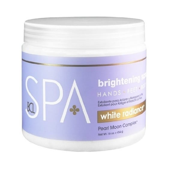 Bio Creative Lab SPA White Radiance 16-ounce Brightening Scrub