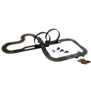 Golden Bright Electric Power Stunt Loop Road Racing Set