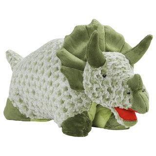 Pillow Pet Triceratops 18-inch Stuffed Animal