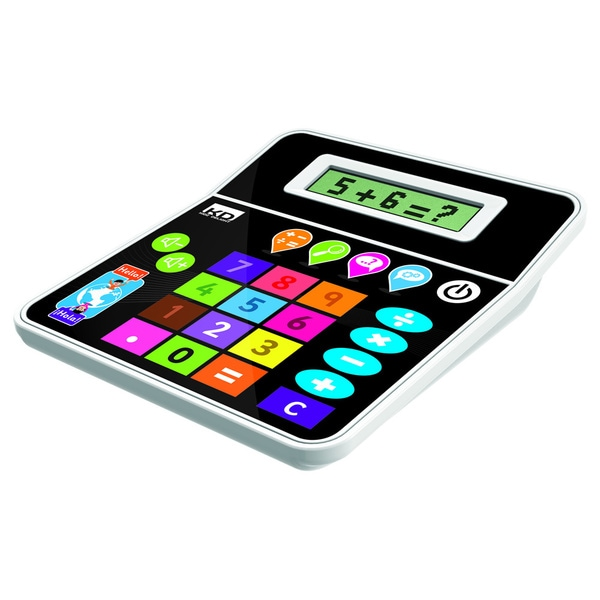 Kidz Delight Tech Too Bilingual Calculator 13259643