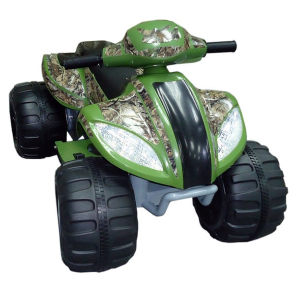 True Timber Camo Max Quad in Green