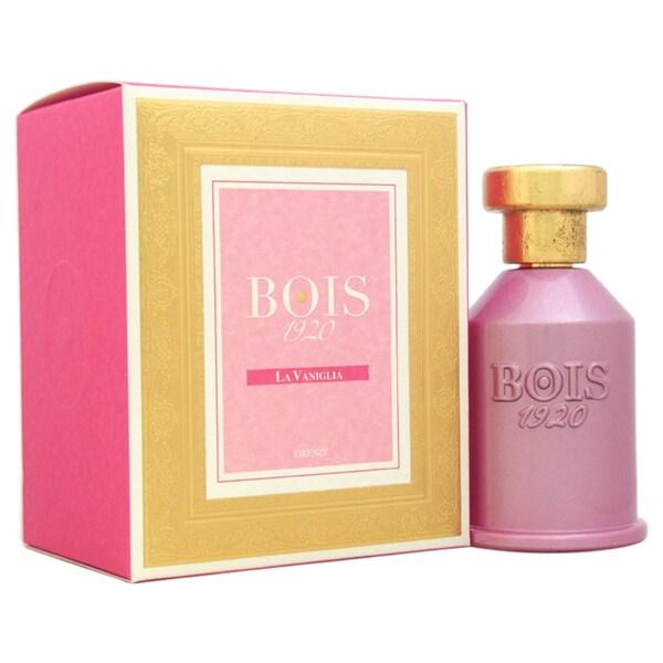 Bois 1920 La Vaniglia Women's 3.4-ounce Eau de Parfum Spray