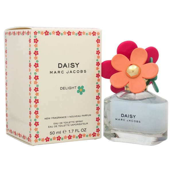 Marc Jacobs Daisy Delight Women's 1.7-ounce Eau de Toilette Spray (Limited Edition)