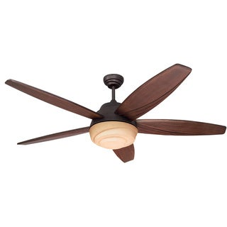 Monte Carlo 3-light 'Anglia' Ceiling Fan