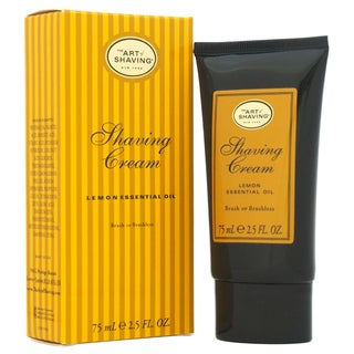 The Art of Shaving Lemon Men's 2.5-ounce Shaving Cream