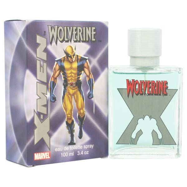 Marvel X-Men Wolverine Kids 3.4-ounce Eau de Toilette Spray