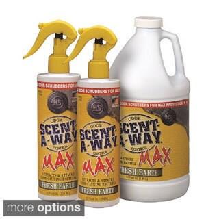 Hunter's Specialties Scent-A-Way Max Spray-Fresh Earth