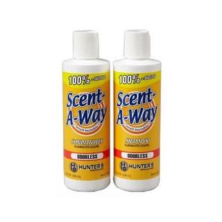 Hunter's Specialties Scent-A-Way Combo Shampoo/Conditioner