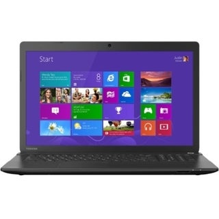"Toshiba Satellite C75D-B7230 17.3"" LED (TruBrite) Notebook - AMD A-Se"