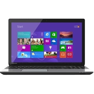 "Toshiba Satellite L55t-B5257W 15.6"" Touchscreen LED (TruBrite) Notebo"