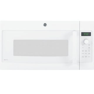 GE Profile Advantium White 1.7 Cubic-foot Over-the-Range Microwave
