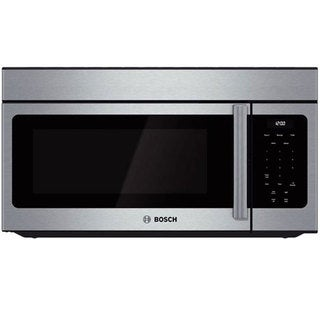 Bosch Stainless Steel Over-the-Range 1.6 Cubic Feet Microwave Oven