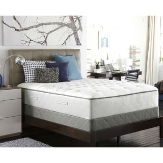 Sealy Posturpedic Gel Series Meadow Lea Plush King-size Mattress Set