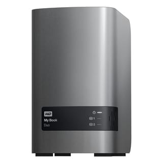 WD My Book Duo WDBLWE0060JCH-NESN DAS Array - 2 x HDD Supported - 6 T