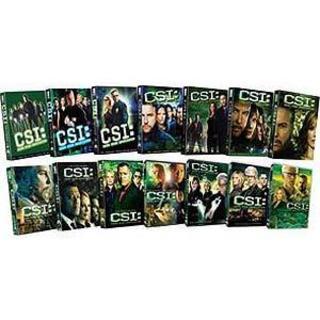 CSI: Crime Scene Investigation: Fourteen Season Pack (DVD)