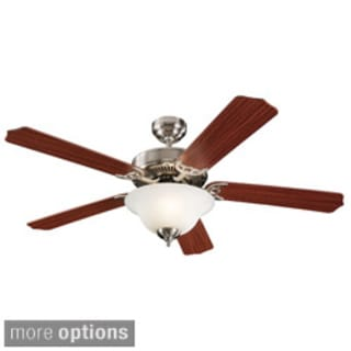 Monte Carlo Homeowner Max 3-light 52-inch 5-blade Ceiling Fan