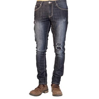 A/Jeans Men's Royal Peasant Denim Jeans