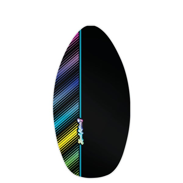 Local Motion 40-inch Wood Laminate Black Skimboard