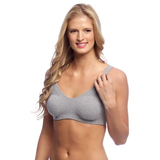 Women's Cotton/ Spandex Nursing Bra (Pack of 2)