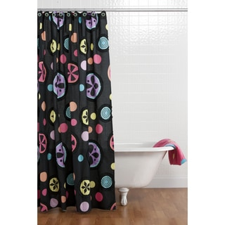 Magical Michayla Shower Curtain with Hooks