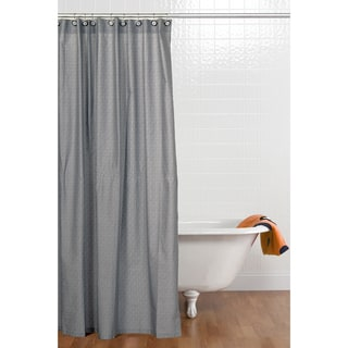 Teyo's Tires Shower Curtain with Hooks