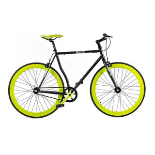 Belcheri Street Pro Black Fixed Gear Bicycle